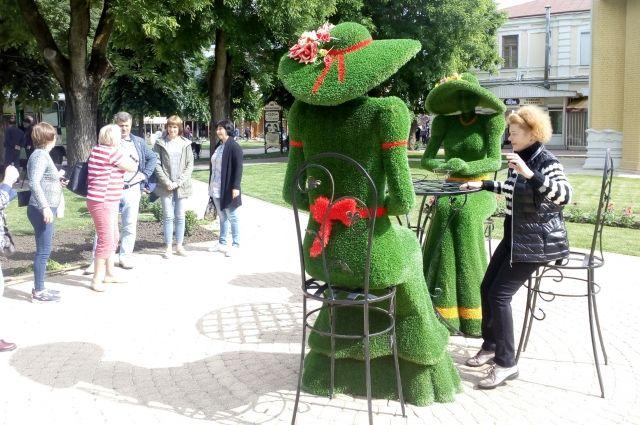 Курорты Кавминвод очень популярны.