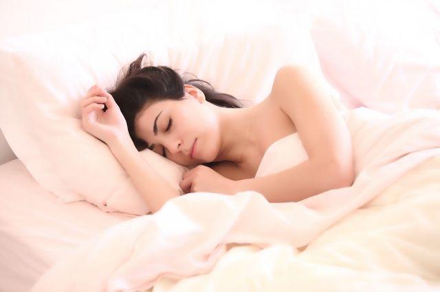 Главное после праздников - нормализовать сон.