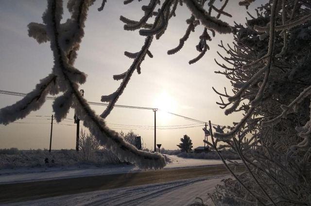 МЧС: 10 января в Оренбуржье ударит мороз  до -32 градусов
