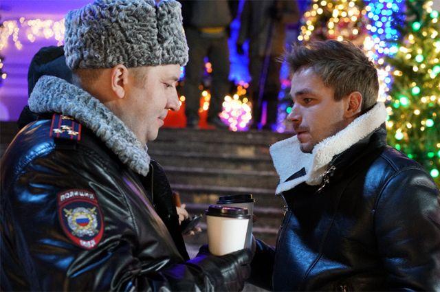 «Полицейский с Рублевки. Новогодний беспредел».
