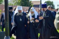 Одним из главных событий 2018 года стали Царские дни и визит патриарха Московского и всея Руси Кирилла на Средний Урал.