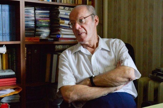 В Киеве умер известный украинский ученый