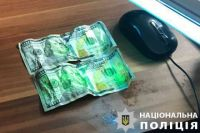 Украинский пограничник во время задержания попытался съесть взятку