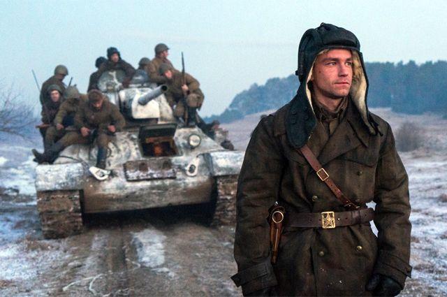 Фильм «Т-34»