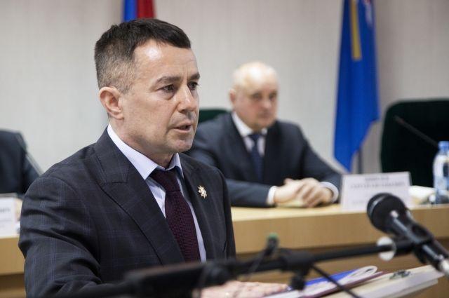 Максим Шкарабейников исполнял обязанности главы Киселёвского городского округа с 20 ноября 2018 года.