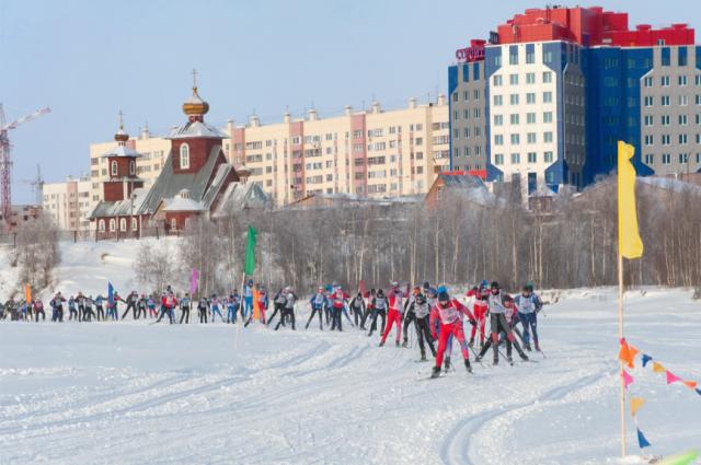 На Ямале в праздники провели 144 спортивных мероприятия
