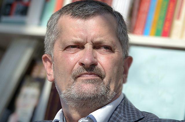 Игорь Коц, шеф-редактор журнала «Родина».