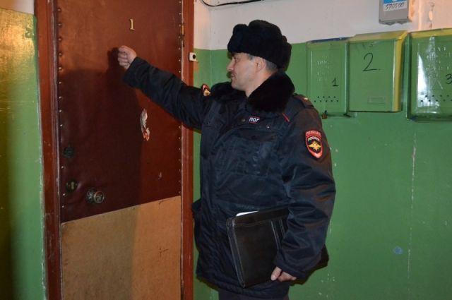 Полиция задержали злобного соседа