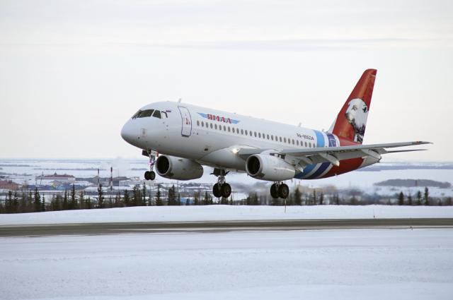 В аэропортах Ямала отметили рост пассажиропотока в новогодние праздники
