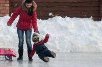 Синоптики предупредили украинцев о гололедице