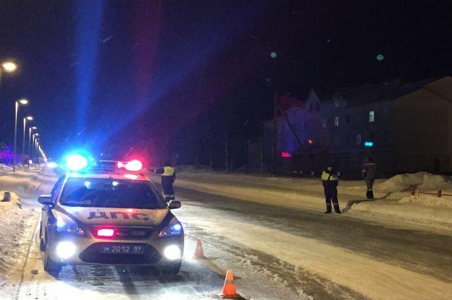 На Ямале за новогодние праздники задержали 55 пьяных водителей