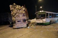 Столкновение произошло вечером 10 января в 19.20 на четвёртом километре «Сыктывкар-Троицко-Печорск».
