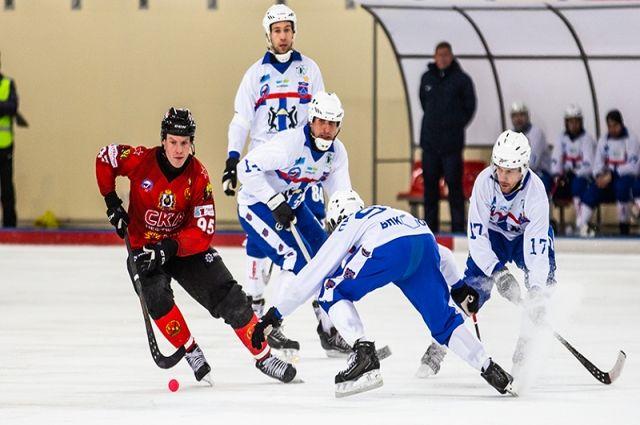 «СКА-Нефтяник» вырвал победу у «Сибсельмаш».