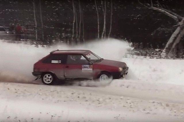 На выходных тюменцы смогут посмотреть гонки на льду