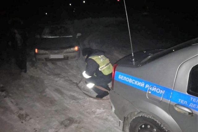 Починить автомобиль на месте не представлялось возможным.