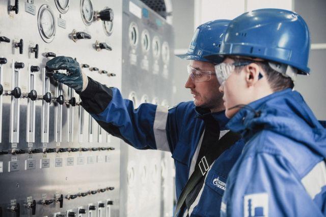 Омский нефтезавод реконструировал главный объект системы электроснабжения