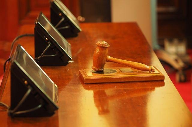 Суд отправил в колонию виновника ДТП