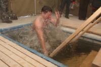 В Лабытнанги на реке Ханымей будут открыты три крещенских купели