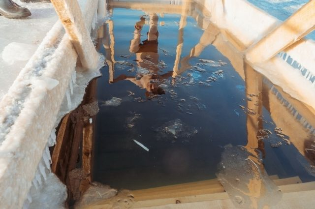 в Тюмени готовятся к Крещению