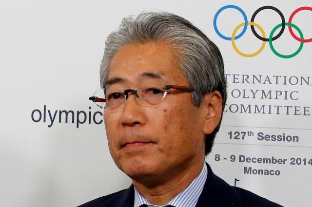 Главу Олимпийского комитета Японии подозревают в коррупции