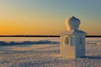 В Ноябрьске началась подготовка к празднованию Крещения Господня