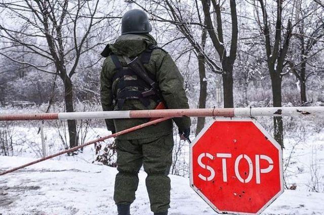 На КПВВ под Горловой погибло сразу трое граждан Украины