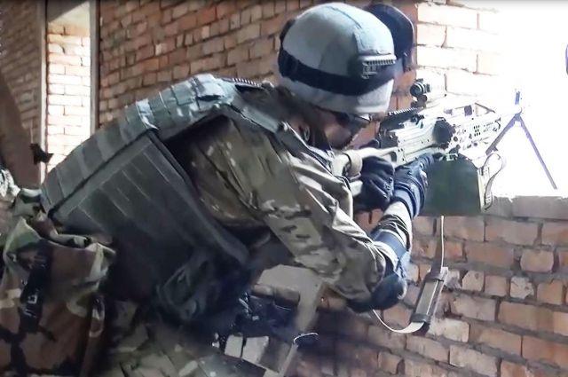Трое боевиков нейтрализованы в Дагестане