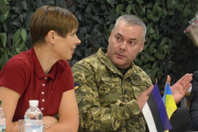 Командующий ООС рассказал о ситуации на Донбассе в начале января