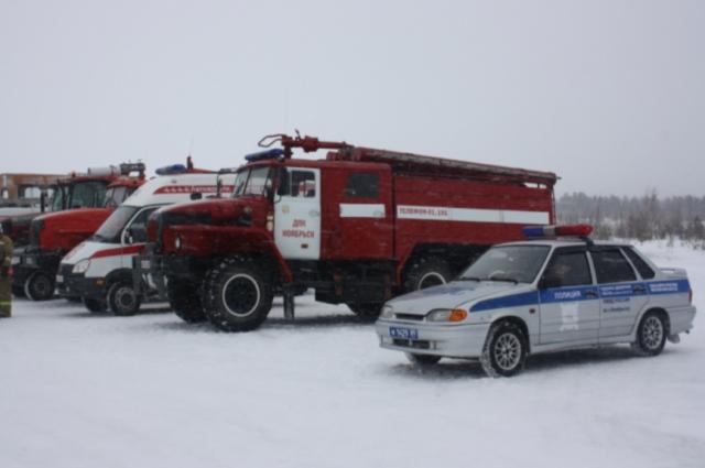 В 2018 году в Надымском районе случились 39 пожаров