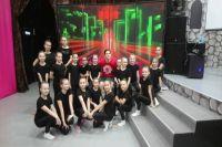 Юные ноябряне посетили мастер-классы финалиста шоу «Танцы»