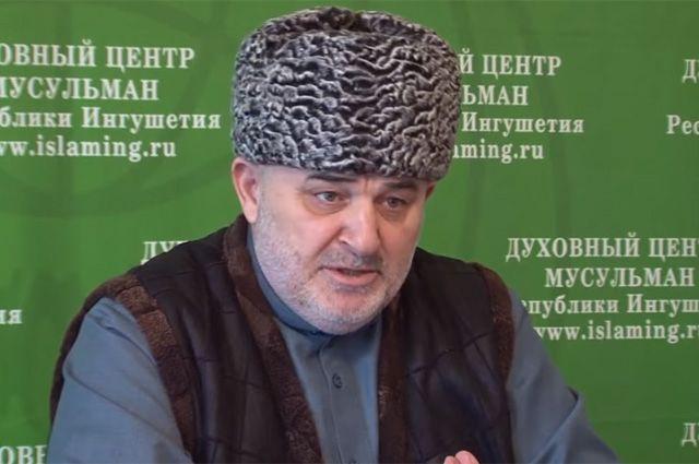 Иса Хамхоев.