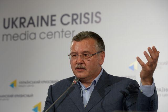 Экс-министр обороны Украины намерен участвовать в выборах президента