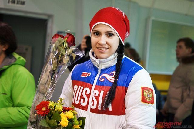 Татьяна Иванова традиционно успешно выступает в любимой Сигулде.