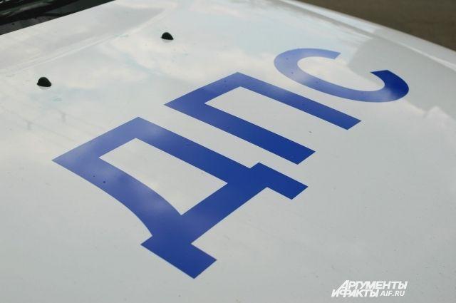 Водитель скрылся с места тройного ДТП на трассе Оренбург-Орск