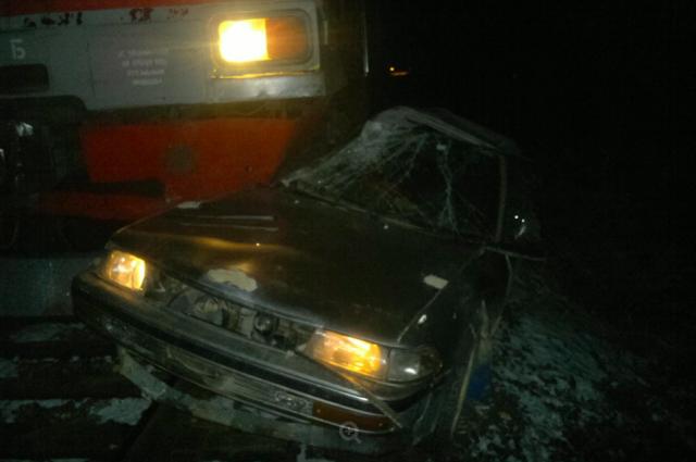 ДТП произошло накануне на 162 км дороги Лидога-Ванино.