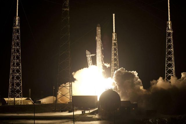 Космический грузовик Dragon успешно вернулся на Землю - Real estate