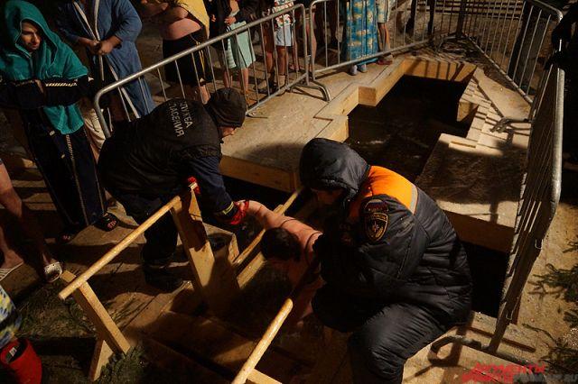 В отличие от прошлых лет, в этом году нельзя будет окунуться на Крещение в Мотовилихинский пруд.