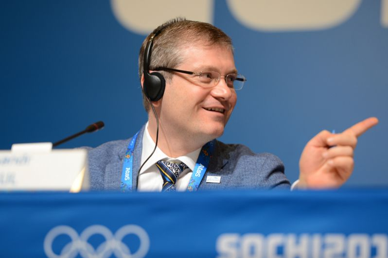Александр Вилкул, народный депутат Украины V, VI и VIII созывов.