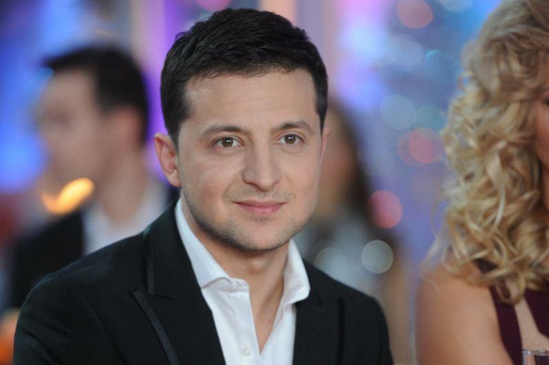 Владимир Зеленский, актер, руководитель студии «Квартал 95».
