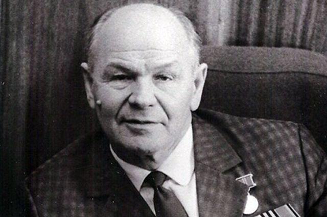 Виктор Беляков.