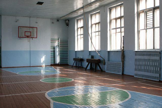 Инцидент произошел в школьном спортзале во время урока физкультуры