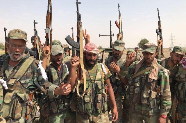 Турция может отправить 80 тыс. военных в Сирию