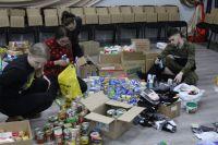 Тазовчан приглашают принять участие в акции «Посылка солдату»