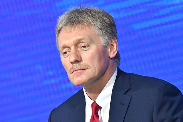 Дмитрий Песков: Никогда не заходил в Facebook, не был в «Одноклассниках»