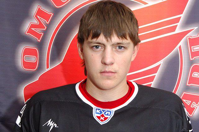 19-летний нападающий омского «Авангарда» Алексей Черепанов.