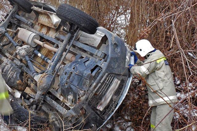 Проводится проверка по факту аварии.