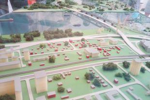 Раскопки ведутся в зоне строительства 4-го моста.
