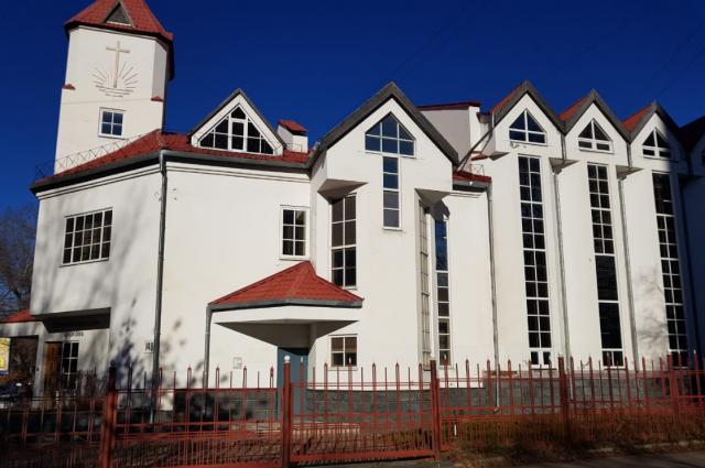 Бывшую церковь переоборудуют под Театр кукол в Хабаровске.