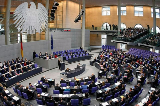 В Бундестаге раскритиковали США за угрозы ввести санкции в защиту Украины