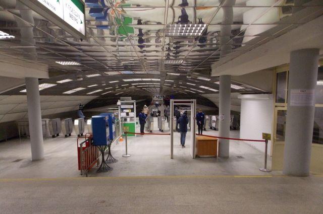 В Новосибирске продлят Ленинскую и Дзержинскую линию метро.